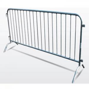 Bike rack barricade rental