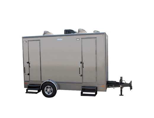 4 Station Suite trailer for rental