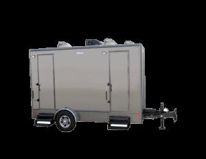 4 station suite trailer for rental